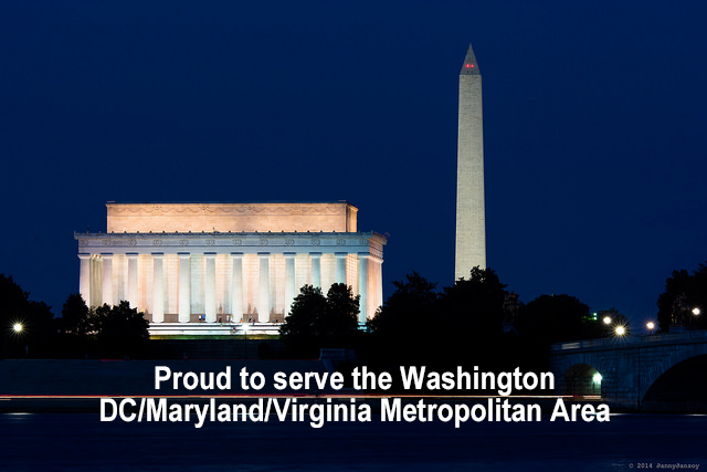 Woodlawn Mechanical Contractors proudly serves the Washington DC, Maryland & Virginia Metropolitan area
